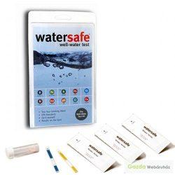 Kútvíz teszt-készlet : WATERSAFE 10 paraméteres ivóvíz teszt.