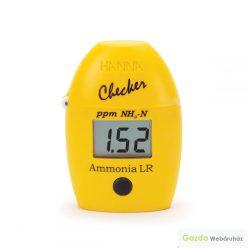 HI 715 Koloriméter az ammónia koncentrációjának közepes tartományú méréséhez