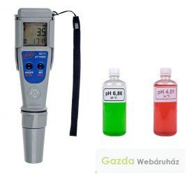 ADWA AD11 pH mérő