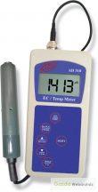 AD-310 Hordozható EC- mérő