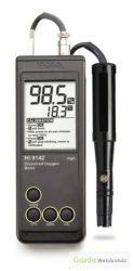 HI 9142 Oldott oxigén mérő