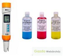 Profi pH mérő PH200 - 3 év garanciával!