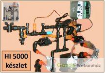 HI 5000 Komplett tápoldatozó-rendszer a pH-érték és az EC szabályzásához