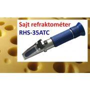 Kézi refraktométer sótartalom méréséhez  RHS-35ATC