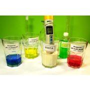 Tej pH mérő PH-200  minősített puffer készlettel