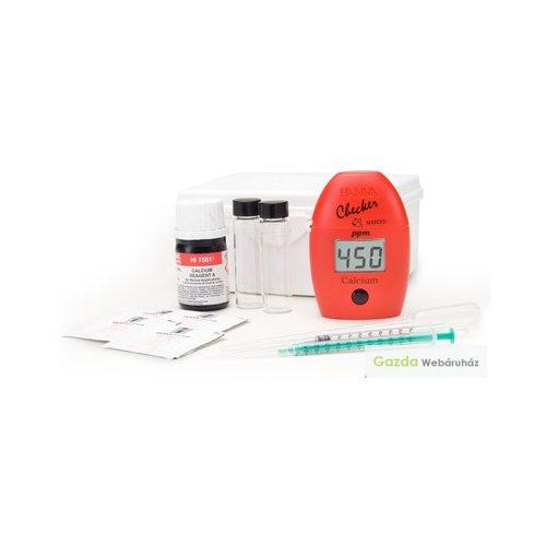 HI 758 Koloriméter a kalciumtartalom méréséhez