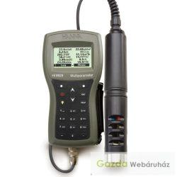 HI-9829 Professzionális kombinált pH/EC/DO mérőműszer 10 méter kábellel