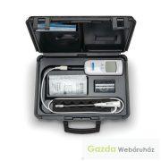 HI 99165 Hordozható pH mérő sajt vizsgálatához