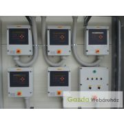 µAgicomp Master  klima vezérlő rendszer