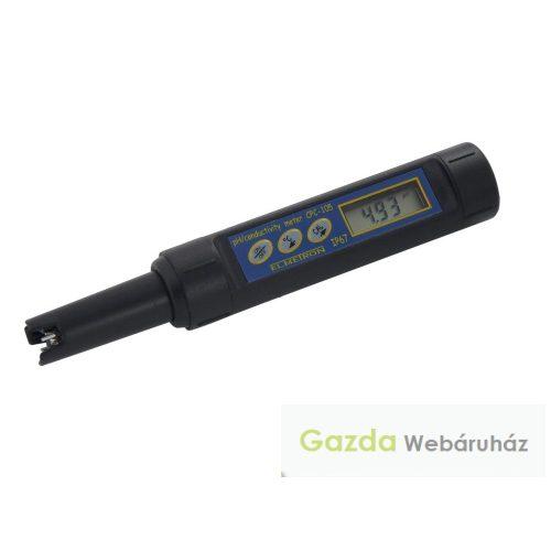 CPC-105 kézi pH/EC/SAL /Temp mérő