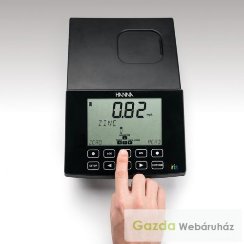 IRIS professzionális spektrofotométer HI 801