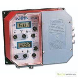 HI 9935 – Digitális pH‐és TDS‐szabályzó proporcionális szabályzással tápoldat‐ adagoláshoz