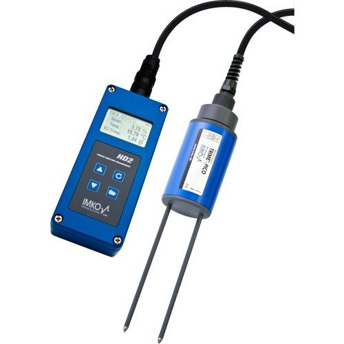 HD2 Kézi talajnedvesség és EC mérőműszer