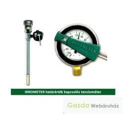 IRROMÉTER IR-LT-30-S tenziométer határérték kapcsolóval
