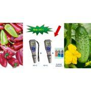 Kertészeti csomag: AD12+AD32 +puffer oldatok + PÉNZTERMELŐ NÖVÉNYTERMESZTÉS