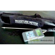PMS710 szúróelektródás talajnedvesség tartalom mérő