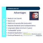 STEROGLASS  enzimatikus és kolorimetrikus reagensek analizátorokhoz
