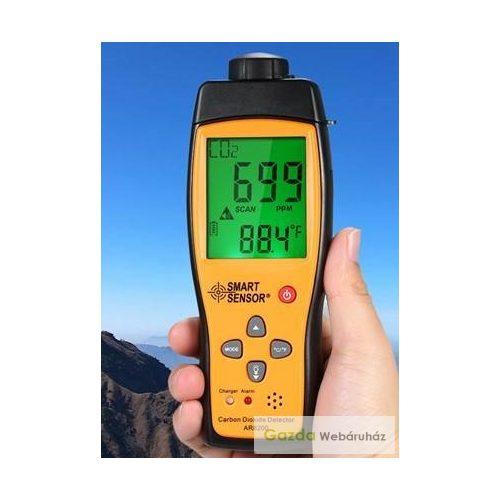CO2 analizátor  AR-8200