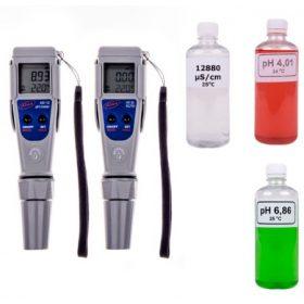 pH / EC mérők