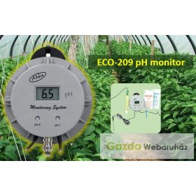 pH/Vezetőképesség  monitorok és vezérlők
