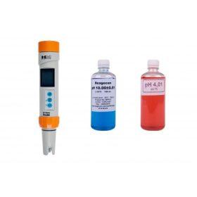 Tápoldat pH mérők