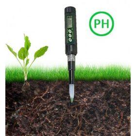 Talaj pH mérés