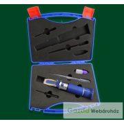 RHW-25ATC  refraktométer  díszdobozban + könyv FPE