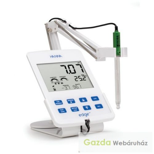 HI 2002 edge® pH mérő és ORP mérő