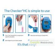HI 721 kézi fotométer vastartalom meghatározására