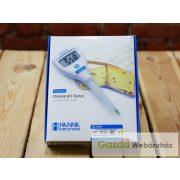 HI 981032 sajt pH teszter szúróelektródával