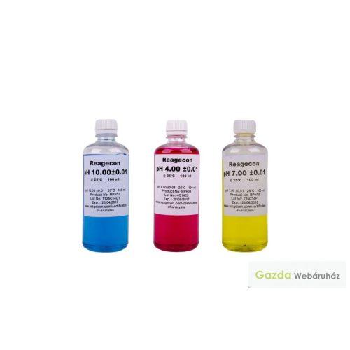SCHARLAB pH puffer készlet