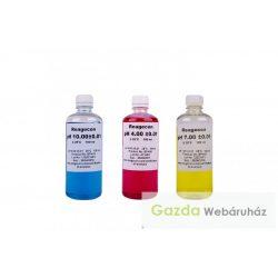 Szeretnél minősített puffer oldatokat a pH mérődhöz? (Reagecon pH 4,7,10)